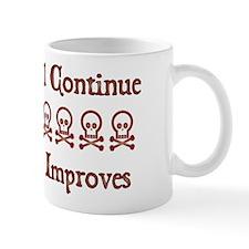 Floggings Small Mugs