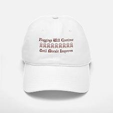 Floggings Baseball Baseball Cap