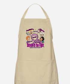Sister's In The Fight Apron