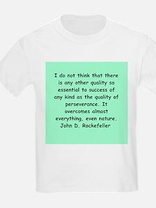 john d rockefeller T-Shirt
