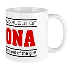'Girl From Arizona' Mug