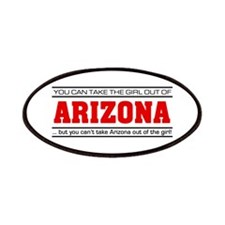 'Girl From Arizona' Patches