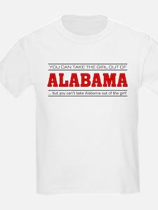 'Girl From Alabama' T-Shirt