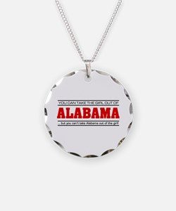 'Girl From Alabama' Necklace
