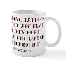 Yes, I have tattoos Mug
