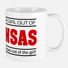 'Girl From Arkansas' Mug