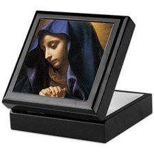 Our Lady Rosary Box