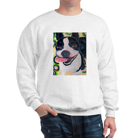 Happiness is a Warm tongue Sweatshirt