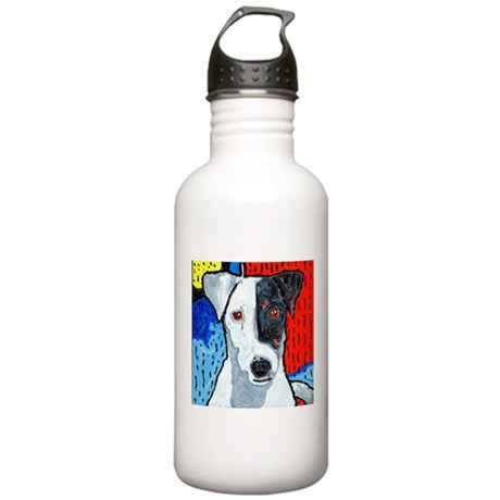 Right on Terrier Stainless Water Bottle 1.0L