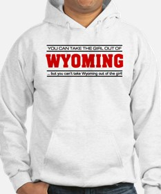 'Girl From Wyoming' Hoodie