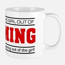 'Girl From Wyoming' Mug