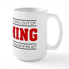 'Girl From Wyoming' Mug