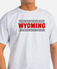 'Girl From Wyoming' T-Shirt