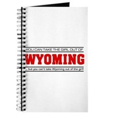 'Girl From Wyoming' Journal