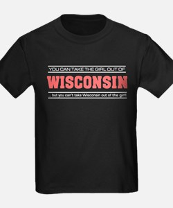 'Girl From Wisconsin' T