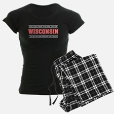 'Girl From Wisconsin' Pajamas
