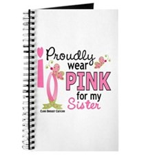 I Wear Pink 27 Breast Cancer Journal