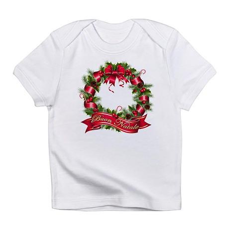 Buon natale Infant T-Shirt