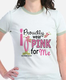 I Wear Pink 27 Breast Cancer T