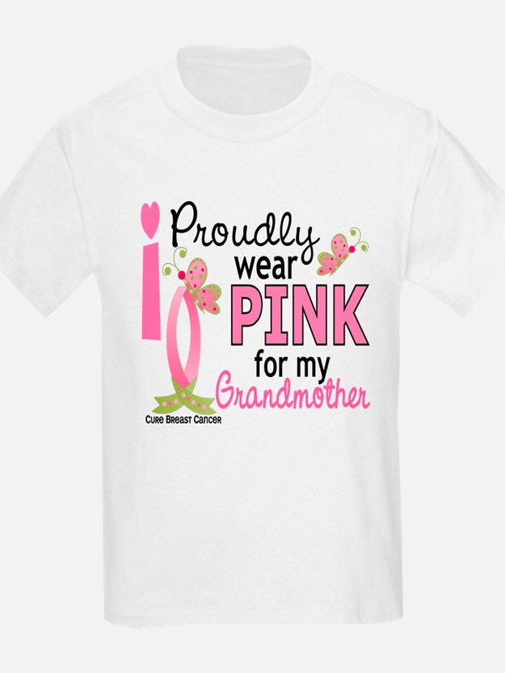 I Wear Pink 27 Breast Cancer T-Shirt
