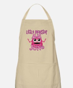 Little Monster June Apron