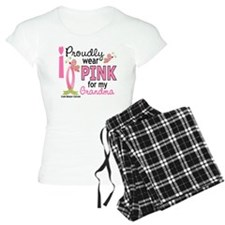 I Wear Pink 27 Breast Cancer Pajamas