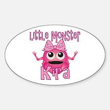 Little Monster Kira Decal