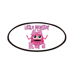 Little Monster Kara Patches