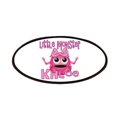 Little Monster Khloe Patches