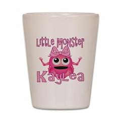 Little Monster Kaylea Shot Glass