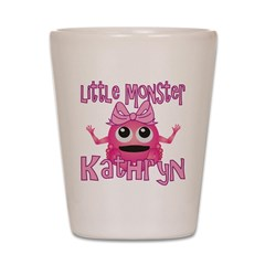 Little Monster Kathryn Shot Glass
