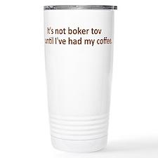 Boker Tov Travel Mug