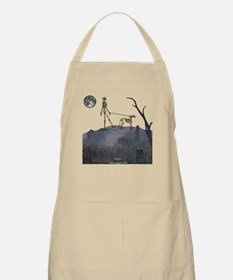 walk in the cemetery Apron