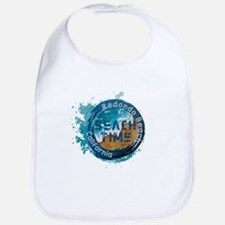 California - Redondo Beach Baby Bib