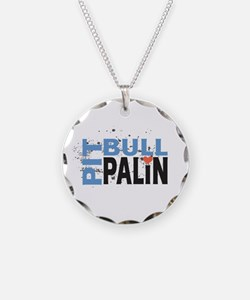 Pit Bull Palin Necklace