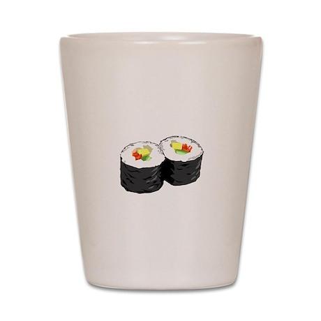 Sushi Shot Glass