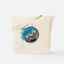 California - San Onofre Beach Tote Bag