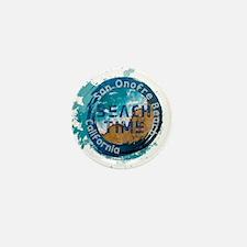 California - San Onofre Beach Mini Button
