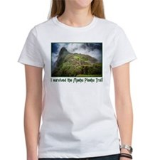 I survived the Machu Picchu T Tee