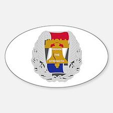 SSI - Chicago Recruiting Battalion Sticker (Oval)