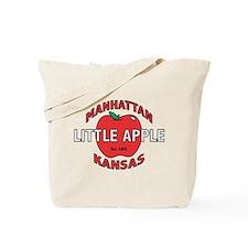 Little Apple Tote Bag