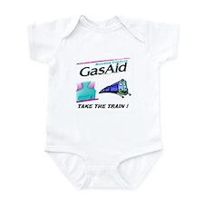 Gas Aid - Take The Train Infant Creeper