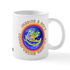 Imagine...Conservative America Mug