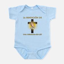 Blessed Sister-in-Law Infant Bodysuit
