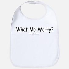 What Me Worry? Bib