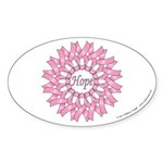 Circle of Hope Sticker (Oval)