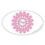 Circle of Hope Sticker (Oval 50 pk)