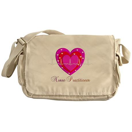 Nurse Practitioner III Messenger Bag
