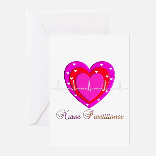 Nurse Practitioner III Greeting Card