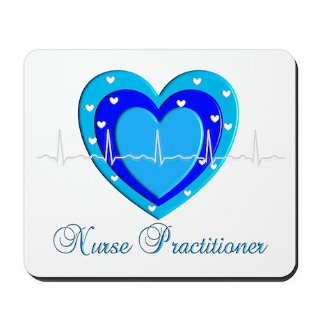 Nurse Practitioner III Mousepad